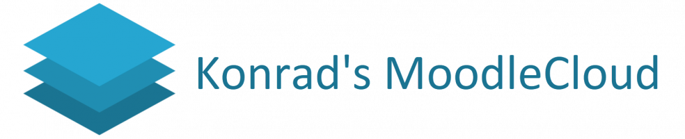 Konrad's MoodleCloud '